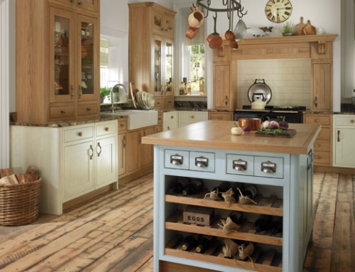 Shaker Style- Pantry_Cream_Dainty_Blue
