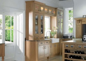 Mereway kitchens English Revival collection