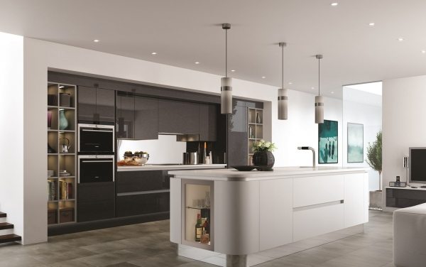 Mereway Kitchens Cucina Colore Collection