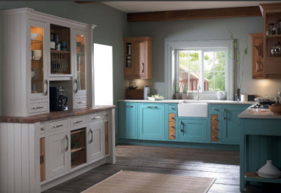 Mereway kitchens Town & Country collection