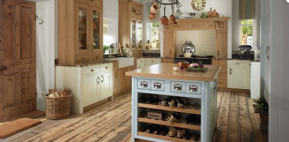 Traditional Modern Kitchen Styles Can Also Work Well In A Countryside  Property As Well As A Suburban Home. This Impressive Modern Classic Kitchen  Design Is ...