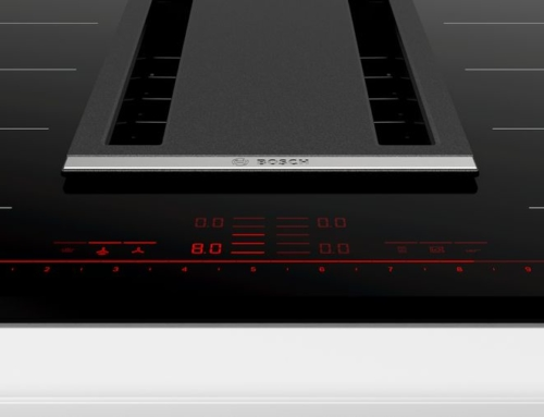 Make your dinner parties effortless with the Bosch FlexInduction Serie 8